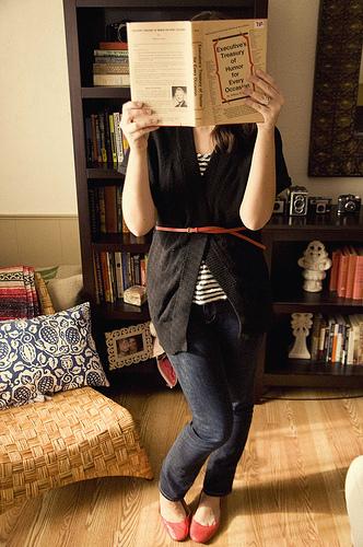 #7 book face