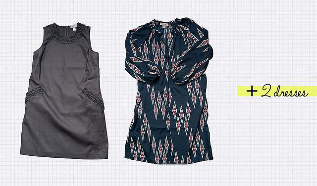 2-dresses