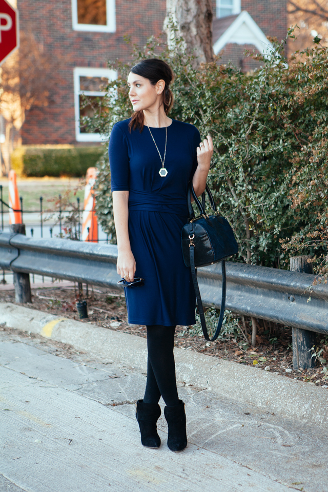 Shoes To Wear With Navy Blue Dress