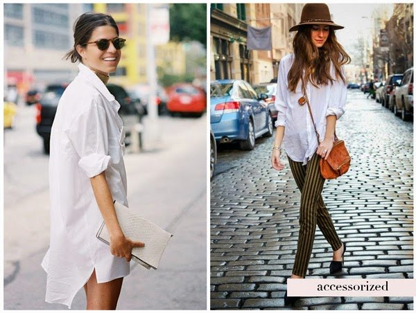 Having a Moment: Classic White Shirt | Kendi Everyday