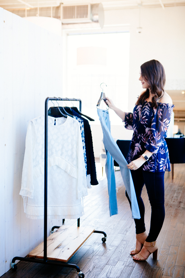 Finding a stylist with Trunk Club by Kendi Everyday
