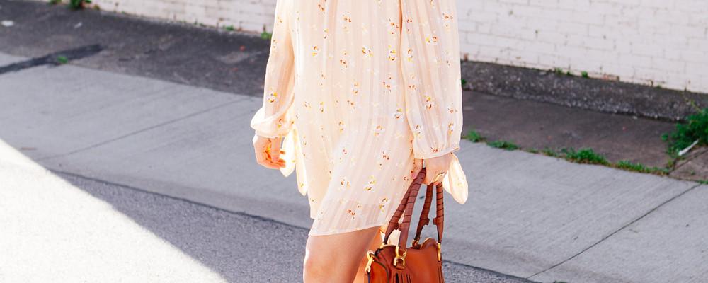 WAYF off the shoulder dress by Kendi Everyday.