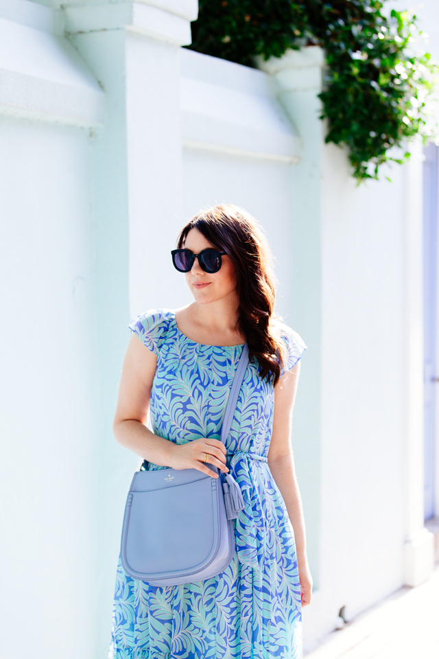 Kate Spade Maxi Dress on Kendi Everyday