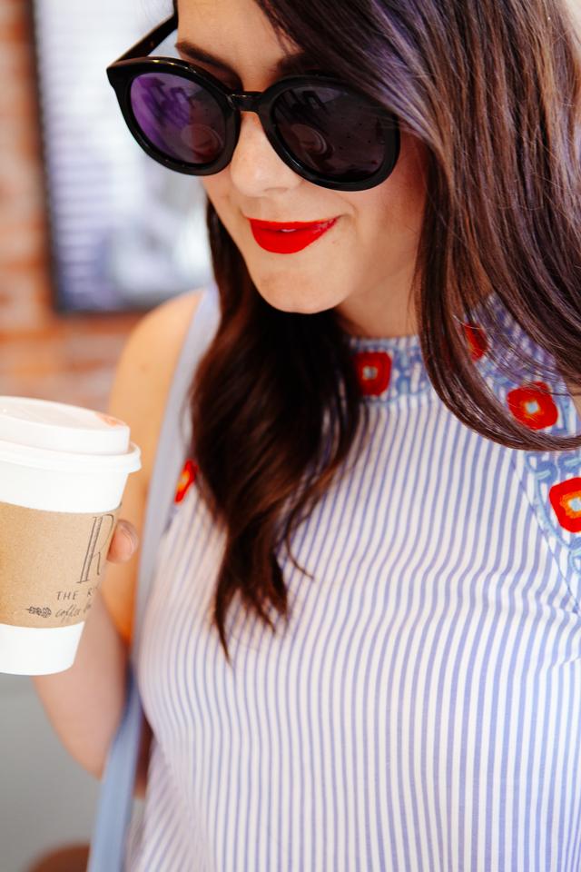 Coffee Shop in Charleston on Kendi Everyday