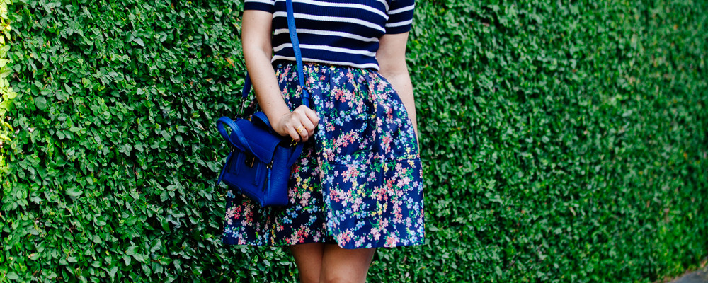 Florals and Stripes on Kendi Everyday
