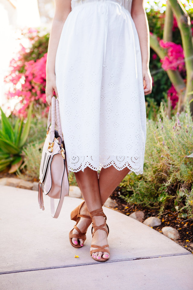 Embroidered Dress on Kendi Everyday