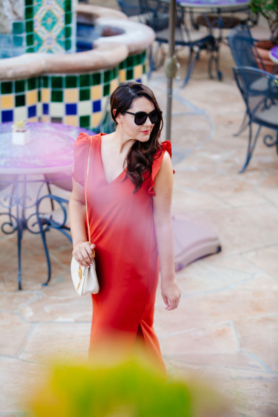 Little Red Dress on Kendi Everyday