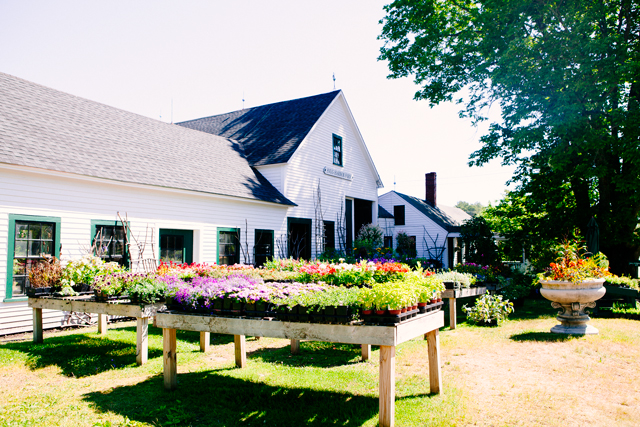 Snug Harbor Farm in Kennebunk, Maine