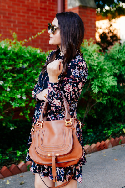Floral Dress on Kendi Everyday