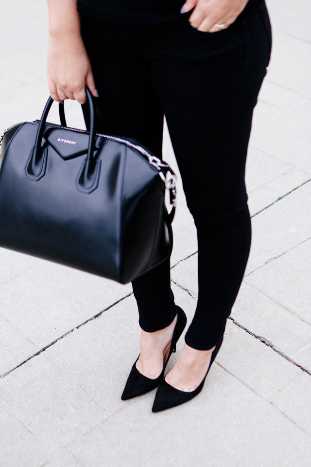 A Guide to Little Black Heels | Kendi Everyday