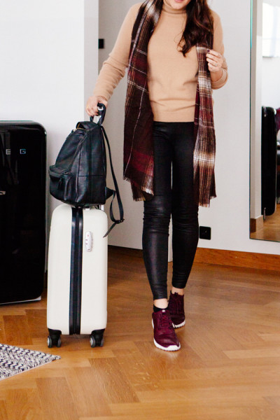 Kendi Everyday Travel Outfit