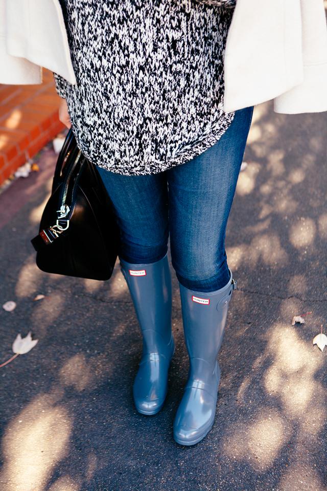 kendi-everyday-grey-hunter-boots-rain-boots-chunky-turtleneck-sweater-givenchy-antigona-Joie-Peacoat-10