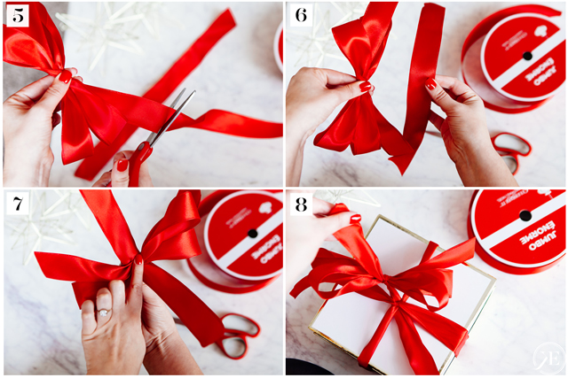 How to Make a Pinch Ribbon Bow