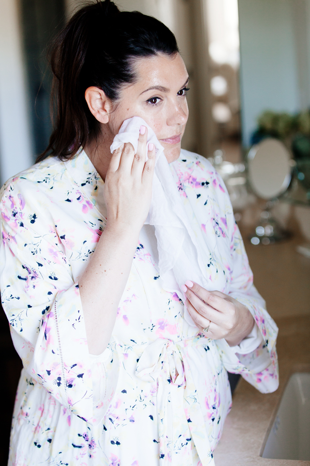 Skincare routine for your 20s and 30s.
