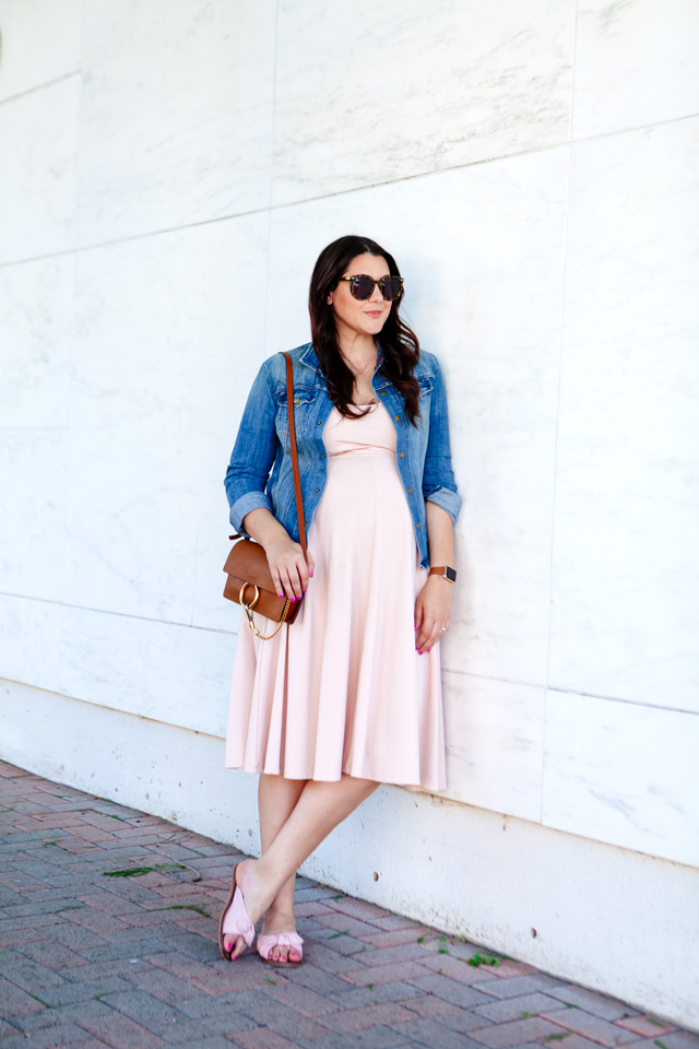 Under $75: Little Pink Dress