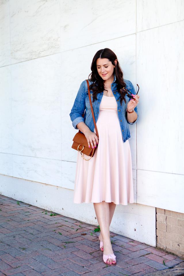 Under $75: Little Pink Dress