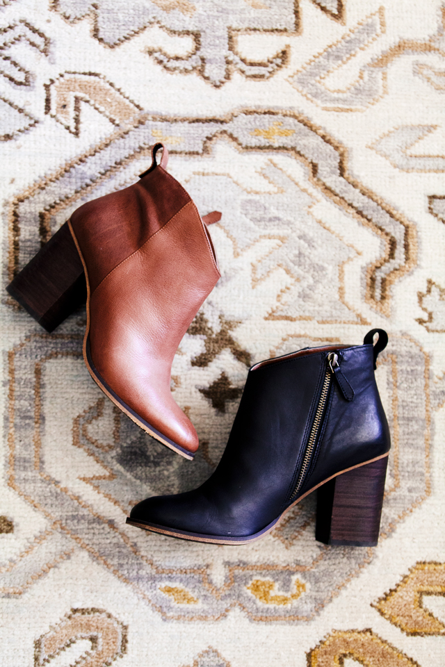 600fbe91389f3 True story  I hunted high and low for brown boots this year and they were  right under my nose the whole time. I rarely look in store for shoes  because I ...