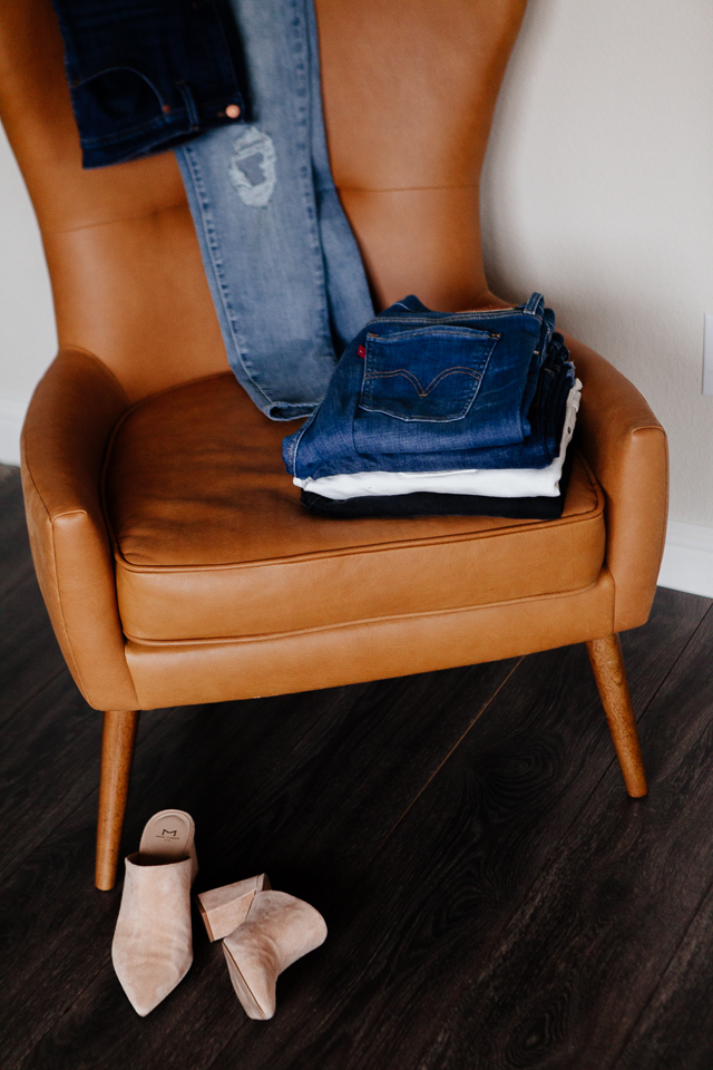 a61b1bb091197 For me, I could not wait to get back into a pair of real jeans. It was a  dream I had at 41 million weeks pregnant. I was convinced that I'd never ...