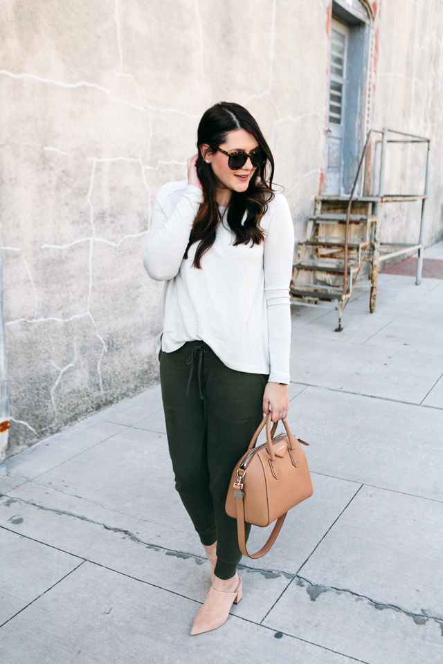 235a8e21be5 sanctuary-peace-brigade-joggers-old-navy-luxe-tee-marc-fisher-zivon-heels-9