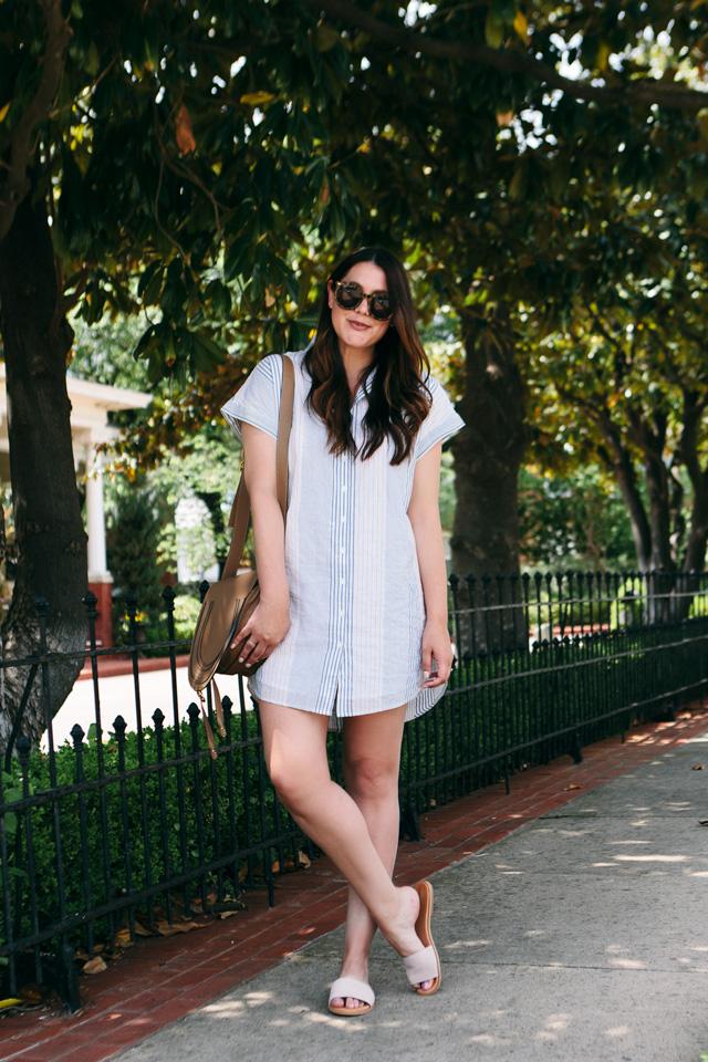 6aed6e0cf41 Summer Shirtdress