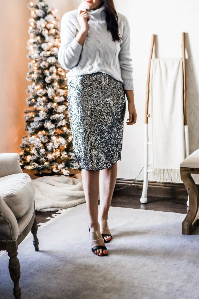 Season of Sparkle | Holiday Outfit Ideas