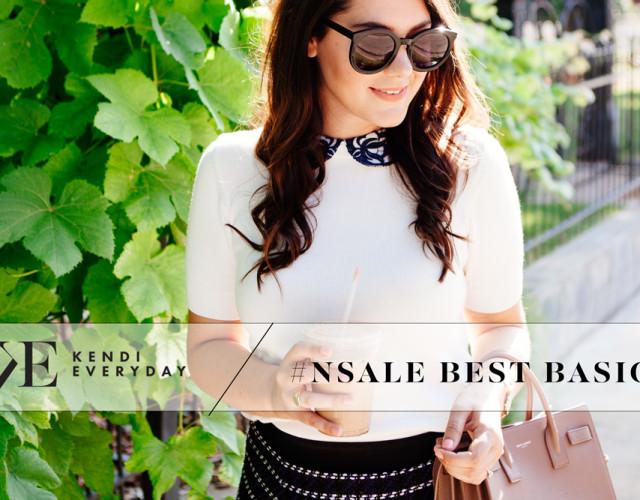 #Nsale: Best Basic Buys