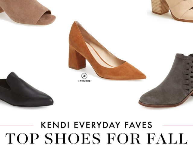 Shoes for Fall