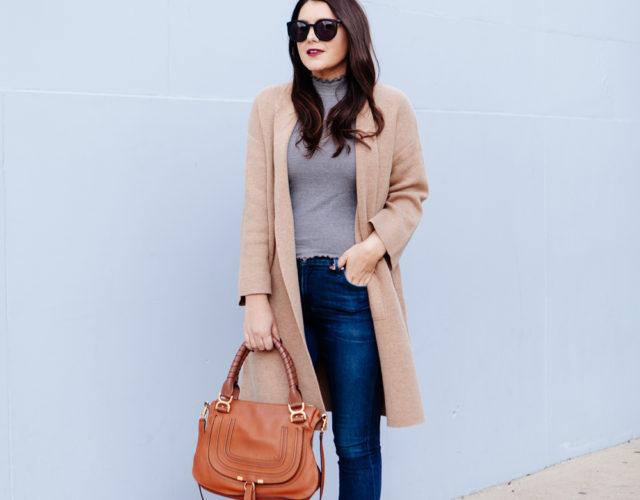 Sweater Meet Coat