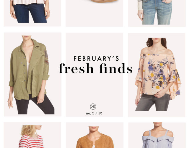 February's Fresh Finds