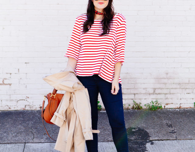Little Red Stripes