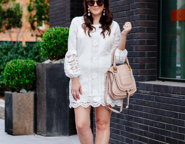 Bell Sleeves and Lace
