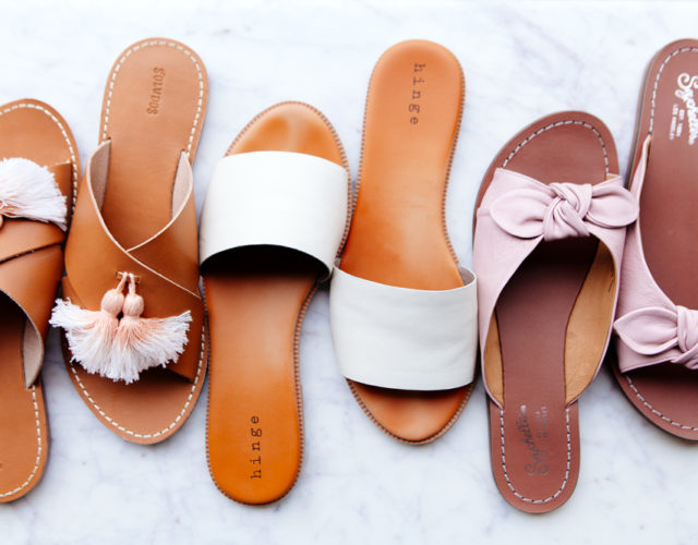 My Favorite Sandals for Summer!