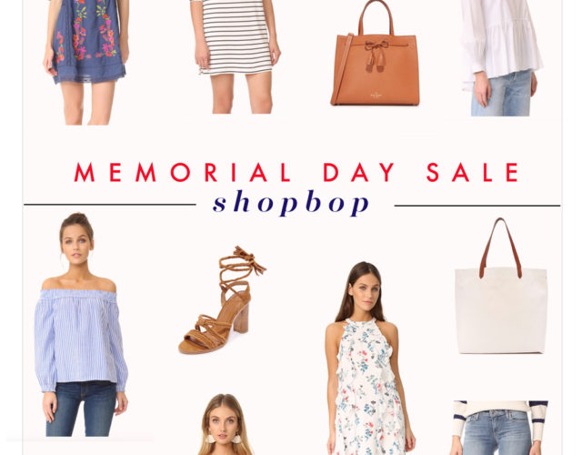 The Shopbop Summer Sale is here!
