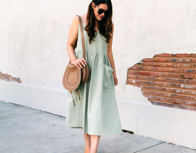 Having a Moment: Sage Green