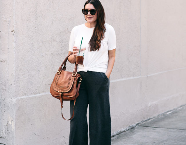 Fancy (Sweat) Pants