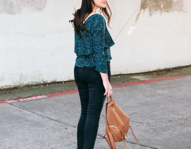Winter Florals + Thank You