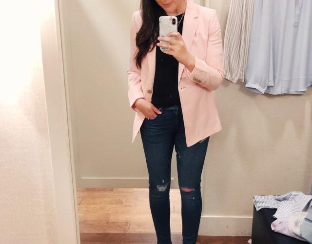 Dressing Room Diaries: LOFT 40% Off Sale!