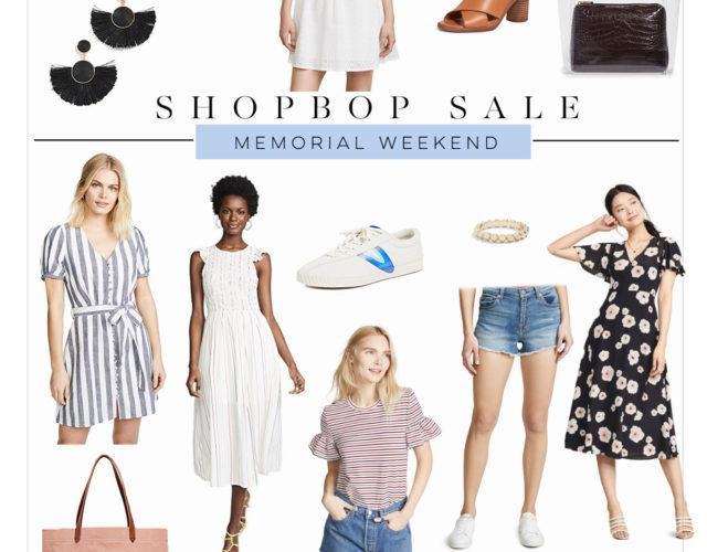 Shopbop Memorial Weekend Sale!