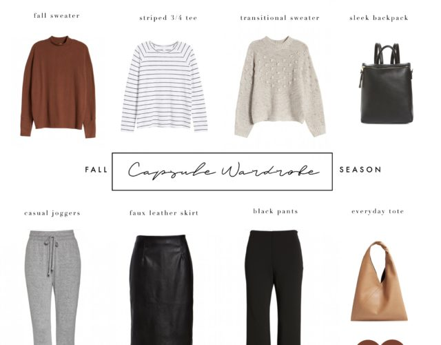 Essential Pieces for Fall under $100 + 17 Outfit Ideas