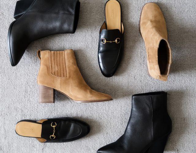 Women's Fall Shoe Guide 2019