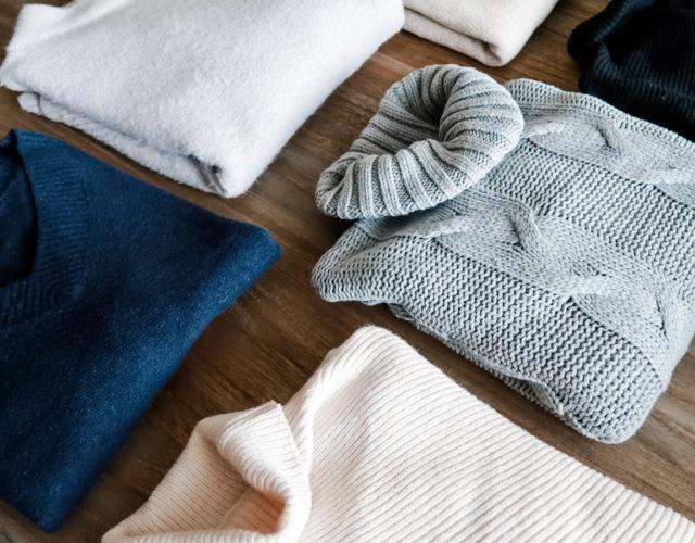 My Favorite Amazon Sweaters