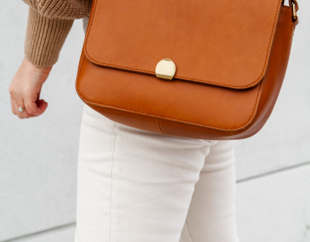 Madewell Abroad Shoulder Bag Review